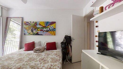 Quarto principal - Apartamento 4 quartos à venda Lagoa, Rio de Janeiro - R$ 1.875.000 - II-20182-33576 - 7
