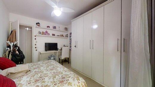 Quarto principal - Apartamento 4 quartos à venda Lagoa, Rio de Janeiro - R$ 1.875.000 - II-20182-33576 - 6