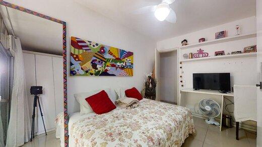 Quarto principal - Apartamento 4 quartos à venda Lagoa, Rio de Janeiro - R$ 1.875.000 - II-20182-33576 - 5