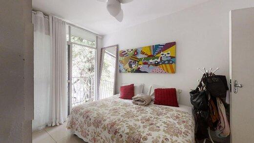 Quarto principal - Apartamento 4 quartos à venda Lagoa, Rio de Janeiro - R$ 1.875.000 - II-20182-33576 - 3