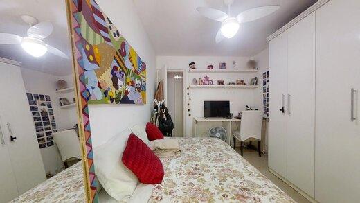 Quarto principal - Apartamento 4 quartos à venda Lagoa, Rio de Janeiro - R$ 1.875.000 - II-20182-33576 - 13