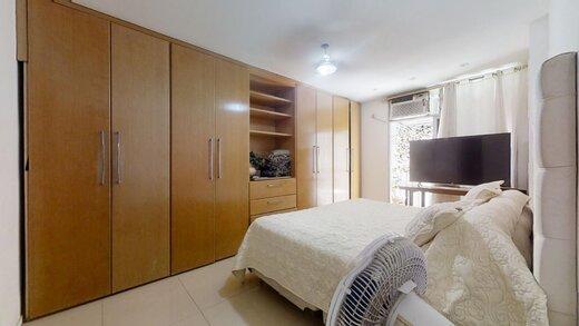 Quarto principal - Apartamento 4 quartos à venda Lagoa, Rio de Janeiro - R$ 1.875.000 - II-20182-33576 - 31