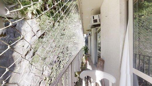 Quarto principal - Apartamento 4 quartos à venda Lagoa, Rio de Janeiro - R$ 1.875.000 - II-20182-33576 - 25