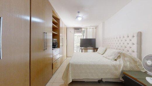 Quarto principal - Apartamento 4 quartos à venda Lagoa, Rio de Janeiro - R$ 1.875.000 - II-20182-33576 - 24