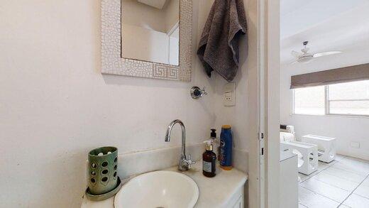 Banheiro - Apartamento 2 quartos à venda Lagoa, Rio de Janeiro - R$ 1.245.000 - II-20216-33629 - 22