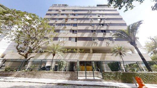 Fachada - Apartamento 2 quartos à venda Lagoa, Rio de Janeiro - R$ 1.245.000 - II-20216-33629 - 28