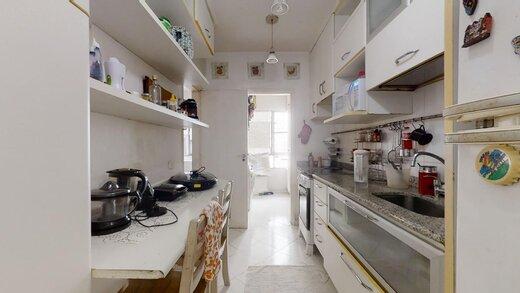 Cozinha - Apartamento 2 quartos à venda Lagoa, Rio de Janeiro - R$ 1.245.000 - II-20216-33629 - 3