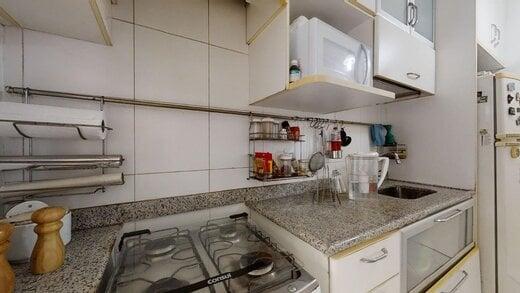 Cozinha - Apartamento 2 quartos à venda Lagoa, Rio de Janeiro - R$ 1.245.000 - II-20216-33629 - 4