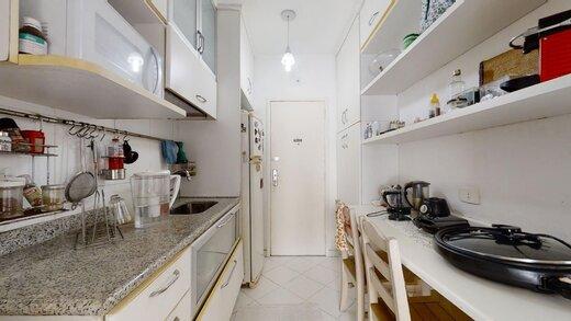 Cozinha - Apartamento 2 quartos à venda Lagoa, Rio de Janeiro - R$ 1.245.000 - II-20216-33629 - 5