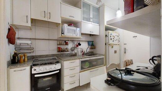 Cozinha - Apartamento 2 quartos à venda Lagoa, Rio de Janeiro - R$ 1.245.000 - II-20216-33629 - 8