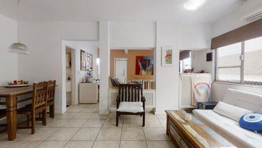 Living - Apartamento 2 quartos à venda Lagoa, Rio de Janeiro - R$ 1.245.000 - II-20216-33629 - 9