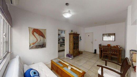 Living - Apartamento 2 quartos à venda Lagoa, Rio de Janeiro - R$ 1.245.000 - II-20216-33629 - 10