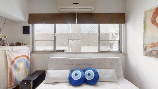 Living - Apartamento 2 quartos à venda Lagoa, Rio de Janeiro - R$ 1.245.000 - II-20216-33629 - 13