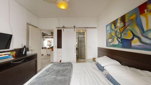 Quarto principal - Apartamento 2 quartos à venda Lagoa, Rio de Janeiro - R$ 1.245.000 - II-20216-33629 - 15