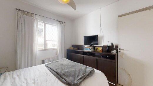 Quarto principal - Apartamento 2 quartos à venda Lagoa, Rio de Janeiro - R$ 1.245.000 - II-20216-33629 - 16