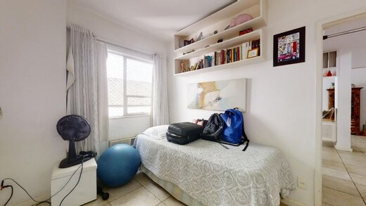 Quarto principal - Apartamento 2 quartos à venda Lagoa, Rio de Janeiro - R$ 1.245.000 - II-20216-33629 - 18