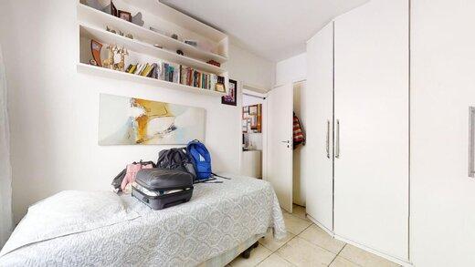 Quarto principal - Apartamento 2 quartos à venda Lagoa, Rio de Janeiro - R$ 1.245.000 - II-20216-33629 - 19