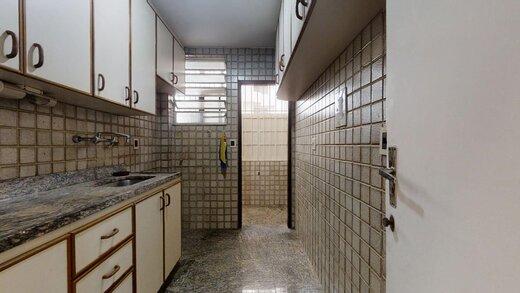 Cozinha - Apartamento 2 quartos à venda Copacabana, Rio de Janeiro - R$ 1.810.000 - II-20219-33632 - 13