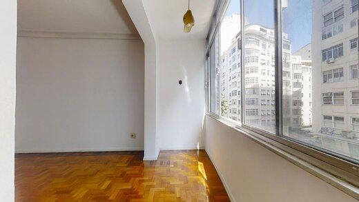 Living - Apartamento 2 quartos à venda Copacabana, Rio de Janeiro - R$ 1.810.000 - II-20219-33632 - 28