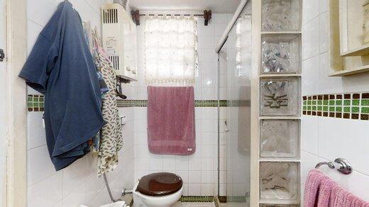Banheiro - Apartamento 1 quarto à venda Laranjeiras, Rio de Janeiro - R$ 1.375.000 - II-20220-33633 - 30