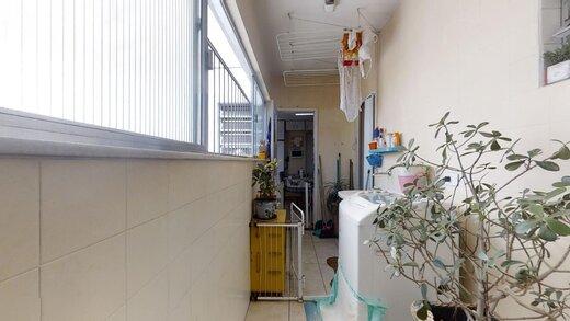 Cozinha - Apartamento 1 quarto à venda Laranjeiras, Rio de Janeiro - R$ 1.375.000 - II-20220-33633 - 3