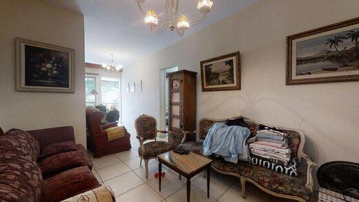 Living - Apartamento 1 quarto à venda Laranjeiras, Rio de Janeiro - R$ 1.375.000 - II-20220-33633 - 8