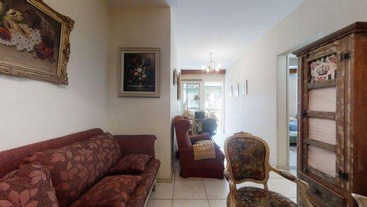 Living - Apartamento 1 quarto à venda Laranjeiras, Rio de Janeiro - R$ 1.375.000 - II-20220-33633 - 10