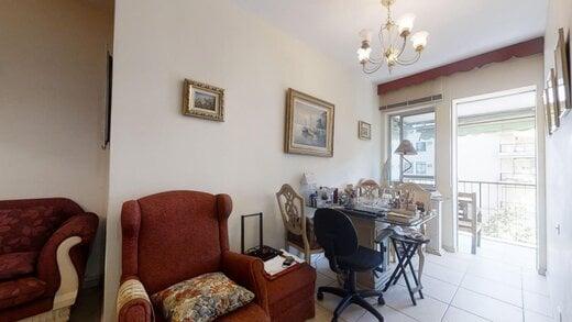 Living - Apartamento 1 quarto à venda Laranjeiras, Rio de Janeiro - R$ 1.375.000 - II-20220-33633 - 12