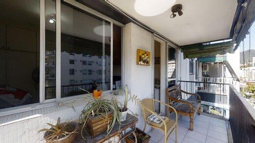 Living - Apartamento 1 quarto à venda Laranjeiras, Rio de Janeiro - R$ 1.375.000 - II-20220-33633 - 17