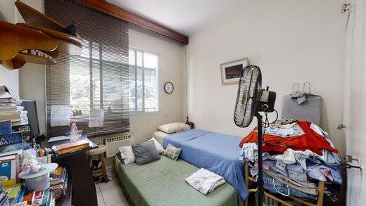 Quarto principal - Apartamento 1 quarto à venda Laranjeiras, Rio de Janeiro - R$ 1.375.000 - II-20220-33633 - 18