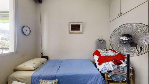 Quarto principal - Apartamento 1 quarto à venda Laranjeiras, Rio de Janeiro - R$ 1.375.000 - II-20220-33633 - 19