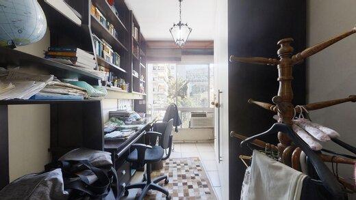 Quarto principal - Apartamento 1 quarto à venda Laranjeiras, Rio de Janeiro - R$ 1.375.000 - II-20220-33633 - 25