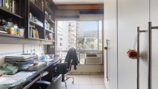 Quarto principal - Apartamento 1 quarto à venda Laranjeiras, Rio de Janeiro - R$ 1.375.000 - II-20220-33633 - 26
