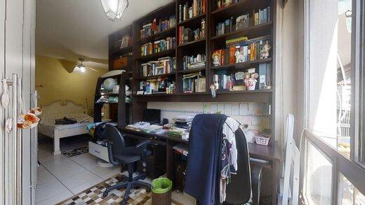 Quarto principal - Apartamento 1 quarto à venda Laranjeiras, Rio de Janeiro - R$ 1.375.000 - II-20220-33633 - 27