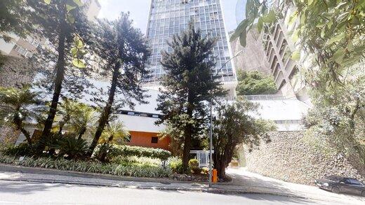 Fachada - Apartamento 3 quartos à venda Lagoa, Rio de Janeiro - R$ 2.095.000 - II-20221-33634 - 8