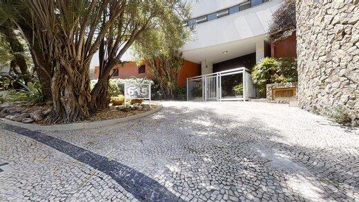 Fachada - Apartamento 3 quartos à venda Lagoa, Rio de Janeiro - R$ 2.095.000 - II-20221-33634 - 9