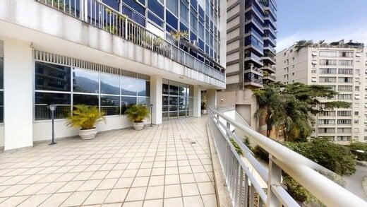 Fachada - Apartamento 3 quartos à venda Lagoa, Rio de Janeiro - R$ 2.095.000 - II-20221-33634 - 12