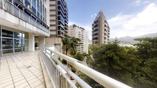 Fachada - Apartamento 3 quartos à venda Lagoa, Rio de Janeiro - R$ 2.095.000 - II-20221-33634 - 13