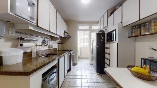 Cozinha - Apartamento 3 quartos à venda Lagoa, Rio de Janeiro - R$ 2.095.000 - II-20221-33634 - 16