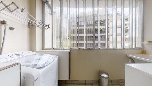 Cozinha - Apartamento 3 quartos à venda Lagoa, Rio de Janeiro - R$ 2.095.000 - II-20221-33634 - 18
