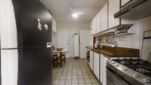 Cozinha - Apartamento 3 quartos à venda Lagoa, Rio de Janeiro - R$ 2.095.000 - II-20221-33634 - 21