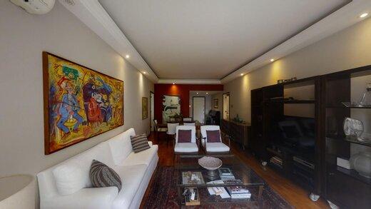Living - Apartamento 3 quartos à venda Lagoa, Rio de Janeiro - R$ 2.095.000 - II-20221-33634 - 23