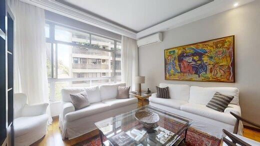 Living - Apartamento 3 quartos à venda Lagoa, Rio de Janeiro - R$ 2.095.000 - II-20221-33634 - 24