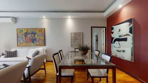 Living - Apartamento 3 quartos à venda Lagoa, Rio de Janeiro - R$ 2.095.000 - II-20221-33634 - 26