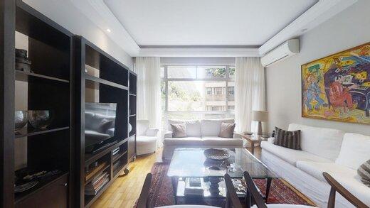 Living - Apartamento 3 quartos à venda Lagoa, Rio de Janeiro - R$ 2.095.000 - II-20221-33634 - 27