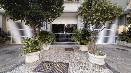 Fachada - Apartamento 2 quartos à venda Botafogo, Rio de Janeiro - R$ 875.000 - II-20222-33635 - 17