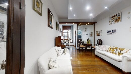 Living - Apartamento 2 quartos à venda Botafogo, Rio de Janeiro - R$ 875.000 - II-20222-33635 - 10