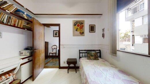 Quarto principal - Apartamento 2 quartos à venda Botafogo, Rio de Janeiro - R$ 875.000 - II-20222-33635 - 6
