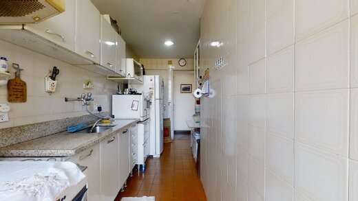 Cozinha - Apartamento 2 quartos à venda Botafogo, Rio de Janeiro - R$ 1.290.000 - II-20223-33636 - 11
