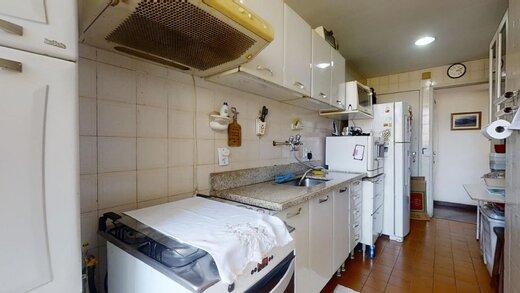 Cozinha - Apartamento 2 quartos à venda Botafogo, Rio de Janeiro - R$ 1.290.000 - II-20223-33636 - 12